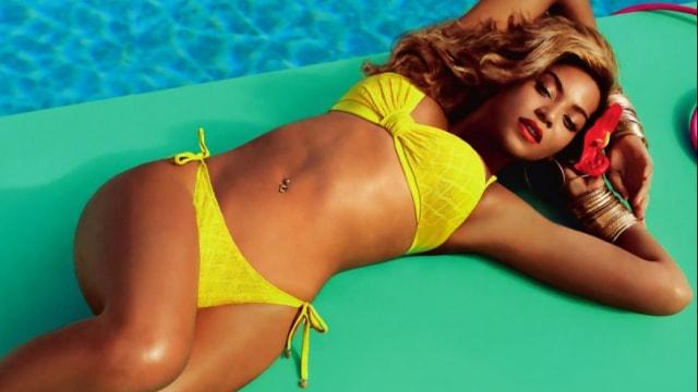 Beyonce bir numara oldu!