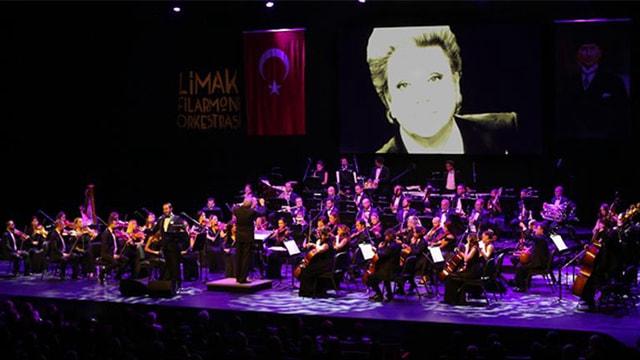 Limak Filarmoni Orkestrası Türkiye turunda