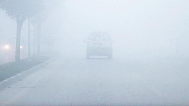 Meteorolojiden sis uyarısı!