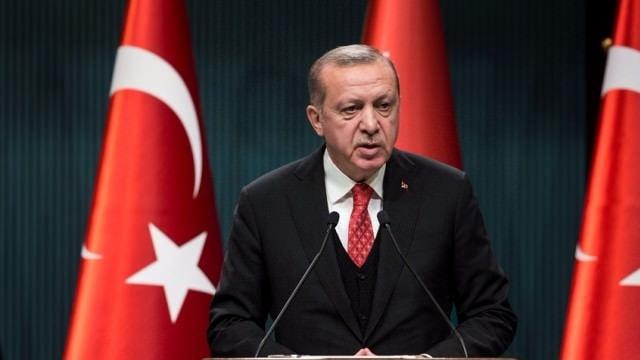 Erdoğan Yunan medyasına konuştu