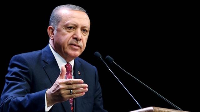 Erdoğan: Ey Trump sen ne yapmak istiyorsun!
