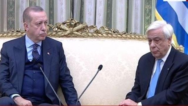 Cumhurbaşkanı Erdoğan yunan cumhurbaşkanı ile ilgili görsel sonucu