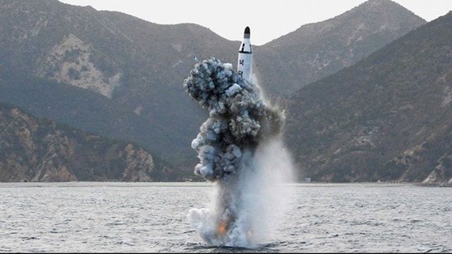 Kuzey Kore 4 balistik füze daha denedi