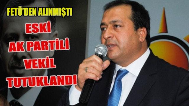 Ahmet Tevfik Uzun FETÖ'den tutuklandı