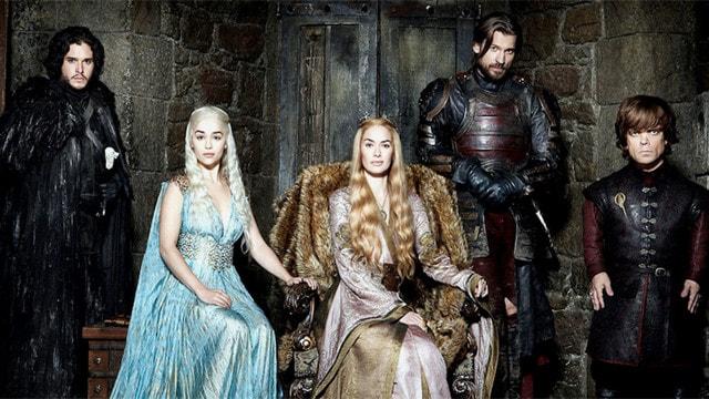 Game of Thronestan yeni fotoğraflar düştü!