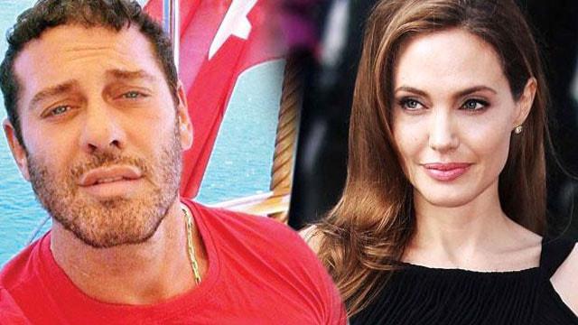 Angelina Jolie, Mert Alaşın peşinde