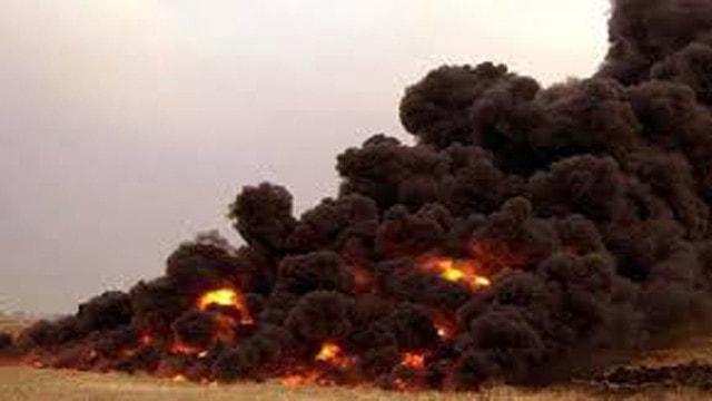 Nijeryada yangın: 30 ölü