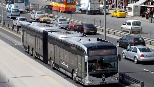 Toplu taşıma araçları o gün ücretsiz!