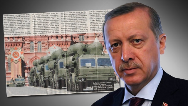 Fransızlar yazdı! Erdoğan meydan okuyor