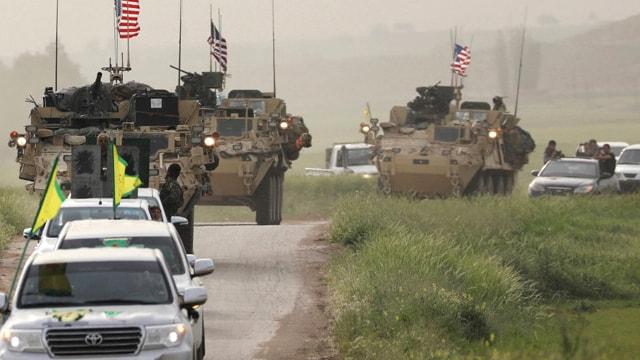 ABDden YPGye 700 milyon dolarlık silah!