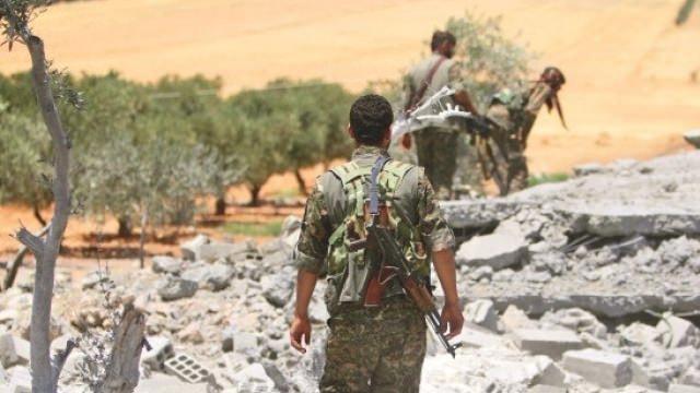 PKK kıyafeti giyiyorlar...Yeni hendek planı!