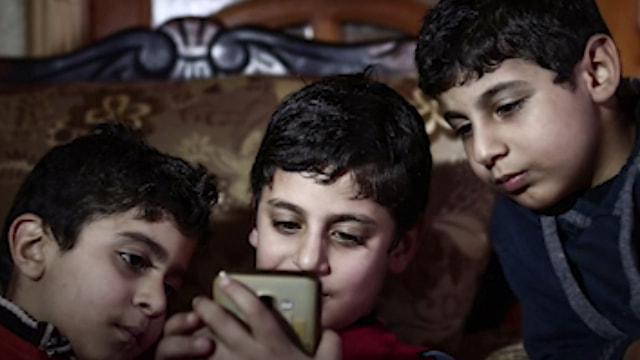 Gazzeli 3 otistik kardeş Türkiyeden yardım bekliyor