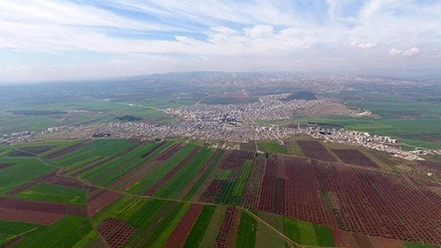TSK: Afrinin kent merkezi kuşatıldı