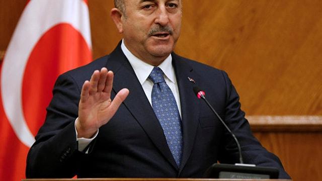 Çavuşoğlu: YPG, Menbiçten çekilince güvenliği ABD ve Türk askerleri sağlayacak