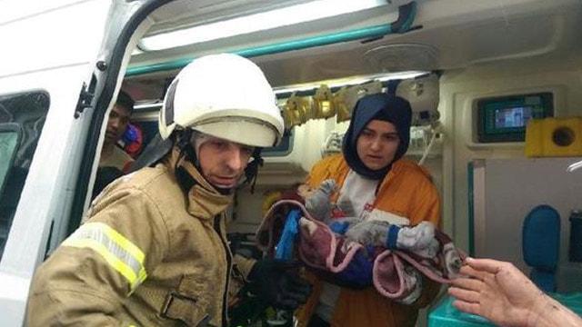 Fatihte doğalgaz patlaması: Yaralılar var