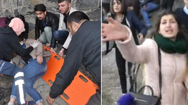 Üniversitelilerin gezisi korkunç bitti! 20 metreden yere çakıldı
