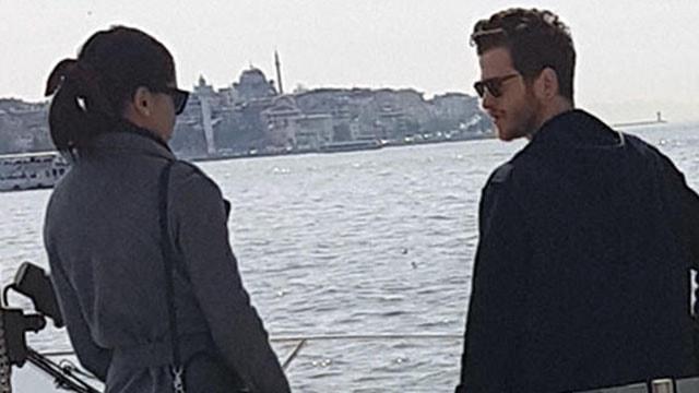Gözde çift İstanbulda!