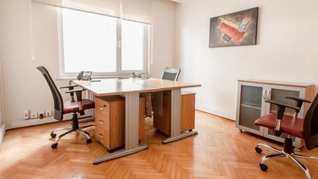 Serbest Çalışılan Meslekler İçin Hazır Ofisler