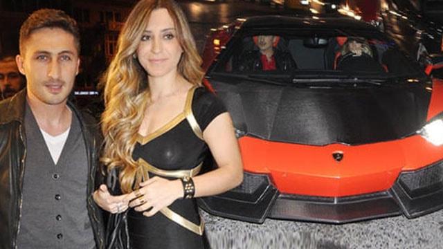 Lamborghini artık düğün arabası!