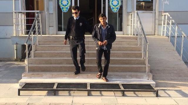 MOBESEye yakalanan uyuşturucu satıcısı tutuklandı