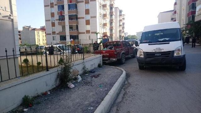 Samsunda kamyonetle minibüs çarpıştı: 1 ölü, 6 yaralı