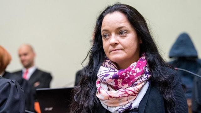 NSU davasında baş sanık Zschaepeye ömür boyu hapis