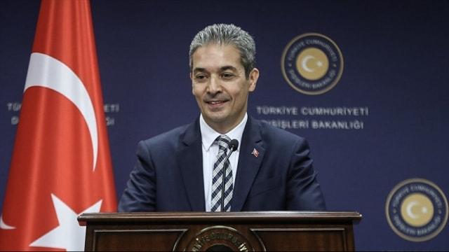 Trumpın Brunson çağrısına Türkiyeden yanıt