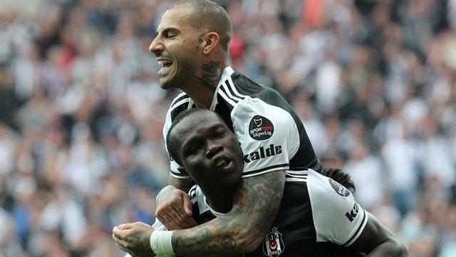 Beşiktaşın gündemi Aboubakar