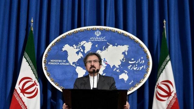 İrandan ABD ile görüşme yok açıklaması