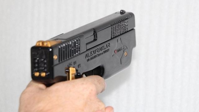 Milli enerji silahı Wattozz ilk kez görüntülendi