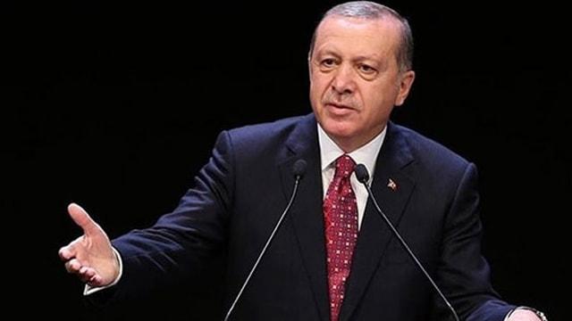 Cumhurbaşkanı Erdoğan: Kaybetmeyeceğiz