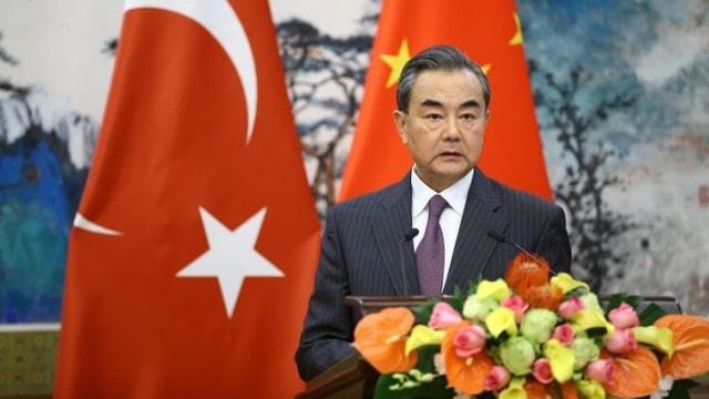 Çinden Türkiyeye destek açıklaması
