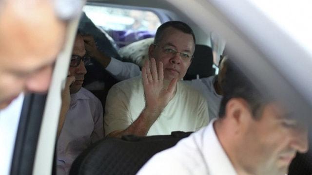 Brunsonın avukatı: Davanın gidişatı değişebilir
