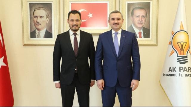 AK Parti Çatalca İlçe Başkanı Yusuf Aslan oldu