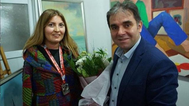 Dr. İbrahim Ulusoy, engelli vatandaşlar ve sporcularla buluştu