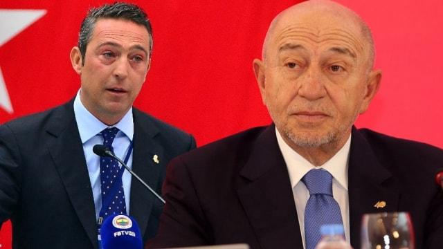 TFF Başkanı Özdemir Ali Koç'a o gazeteciyi sordu