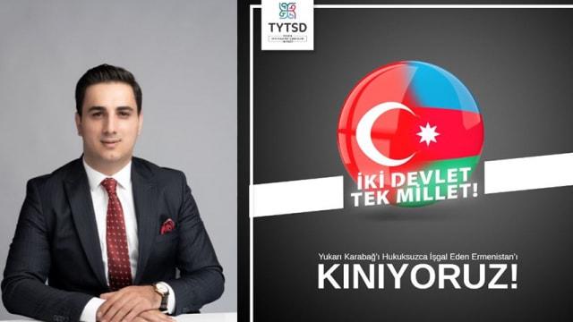 Serdar Kolodan Azerbaycana destek mesajı