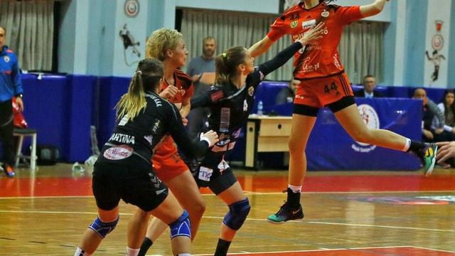 Hentbol: Kadınlar Challenge Kupası