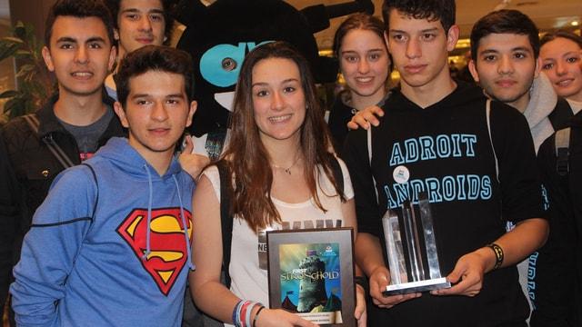Türk öğrenciler, Dalton ile ABD'de ödül kazandı