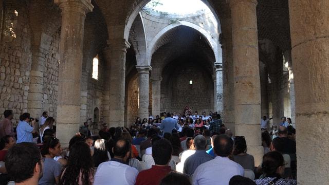 Hatay'da St. Pierre Bayramı etkinleri