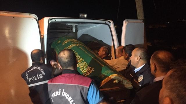 Başkentte cinayet: 2 ölü