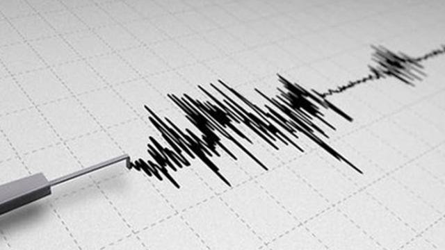 Antalyada 4,1 büyüklüğünde deprem meydana geldi