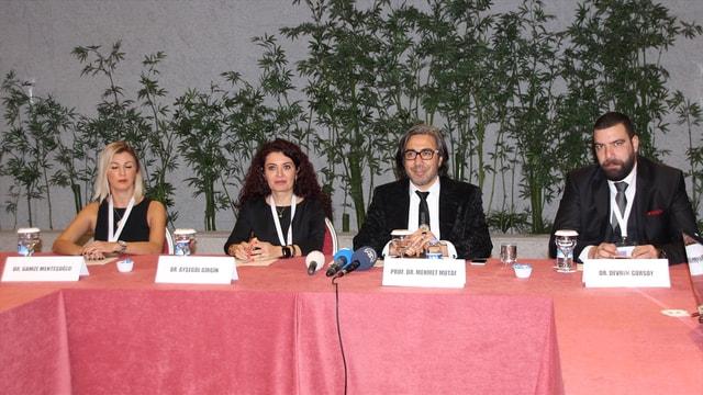 1. Ulusal Medikal Estetik Kongresi