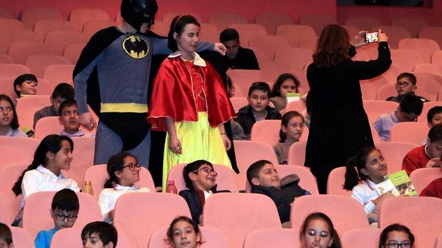 13. Çocuk Film Festivali Eskişehir'de başladı