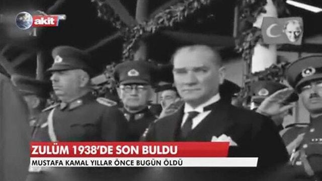 AKİT TVnin Atatürke hakarete duruşma saati: 9u 5 geçe!