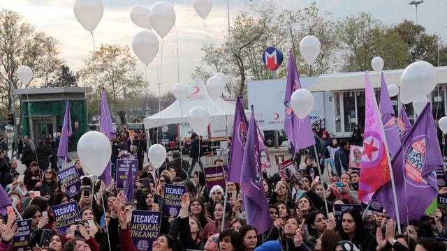 25 Kasım Kadına Yönelik Şiddete Karşı Uluslararası Dayanışma Mücadele Günü