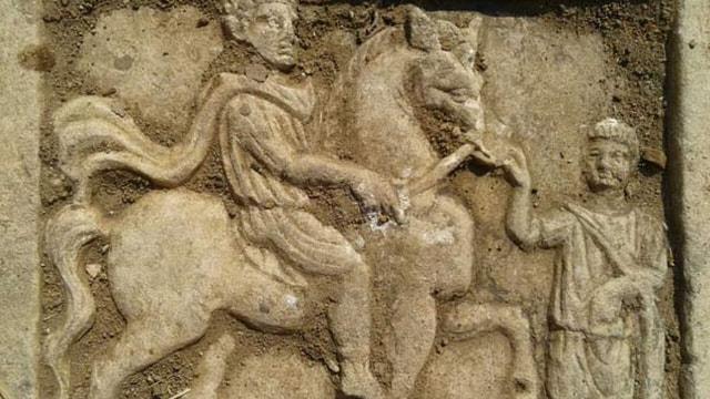 Bursa Karacabeyde tarihi eser operasyonu