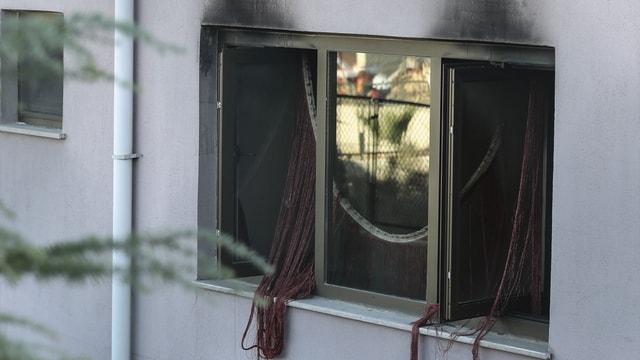 Adana'da engelsiz yaşam merkezinde yangın: 1 ölü