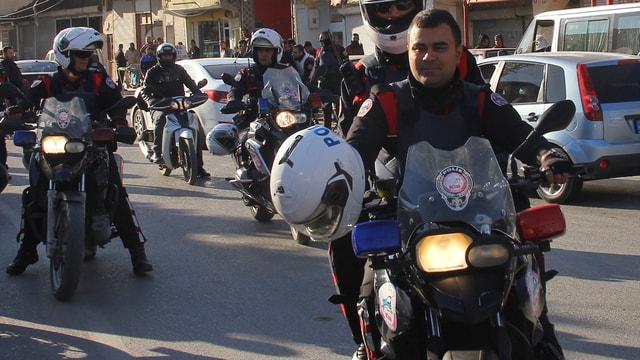 Adana'da huzur ve güvenlik uygulaması