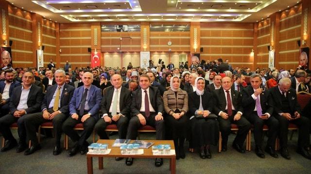 AK Parti İstanbul İl Danışma Meclisi Toplantısı